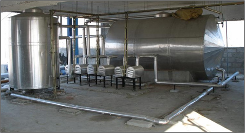 Industrial Solar Water Heater Manufacturers in India