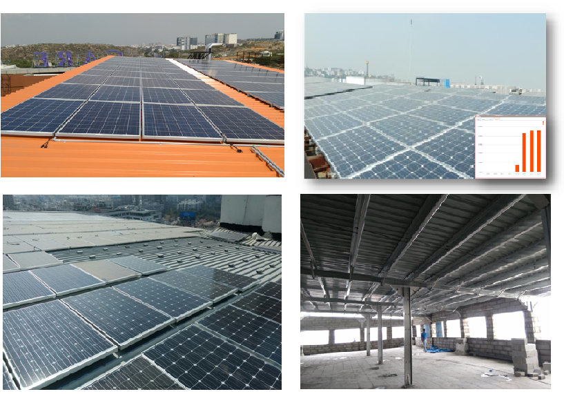 Rooftop Solar Power Plants India Photonsolar