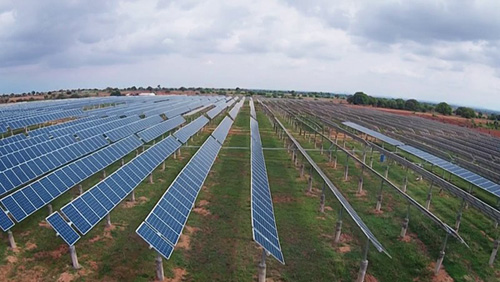 Megawatt Solar Power Plants Installation In India Photonsolar